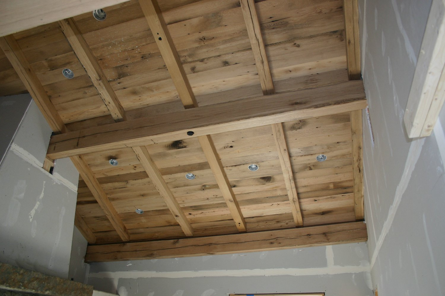 Ceiling Soffit Paneling