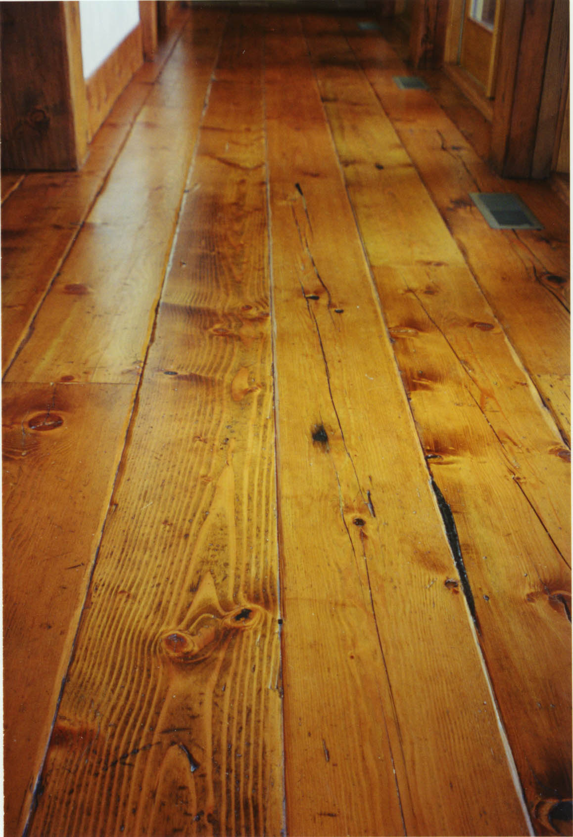 Antique Flooring